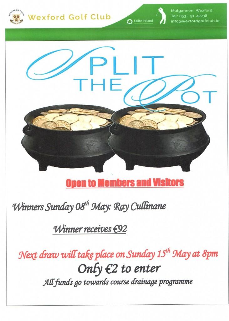 split the pot 09.05