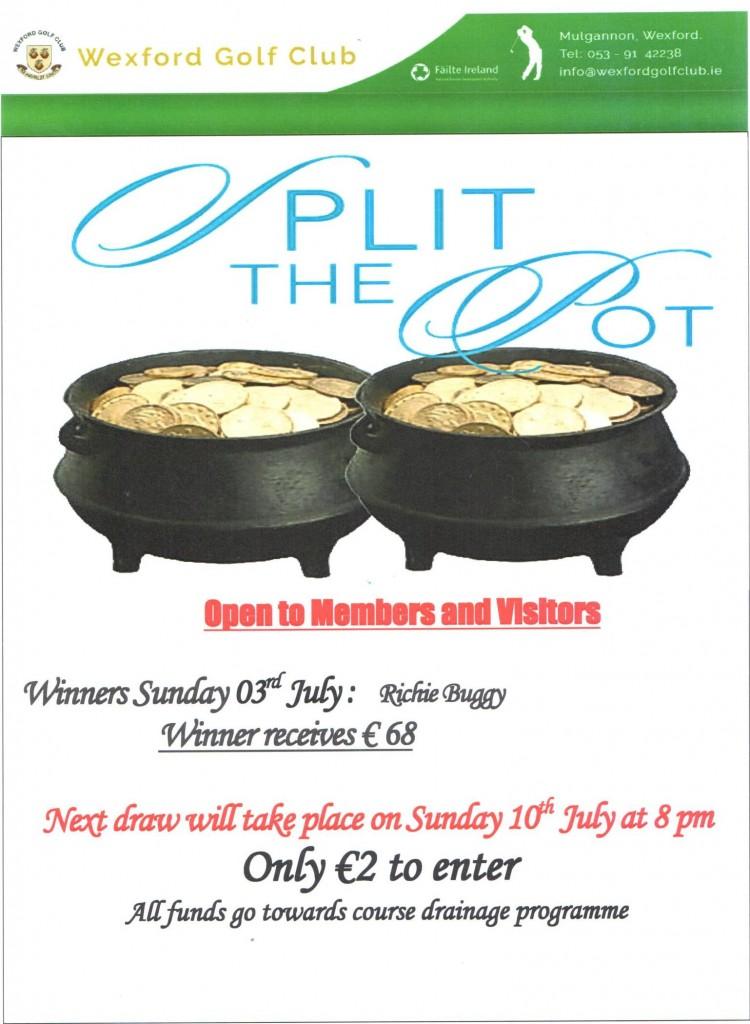 Split the Pot 03.07.16