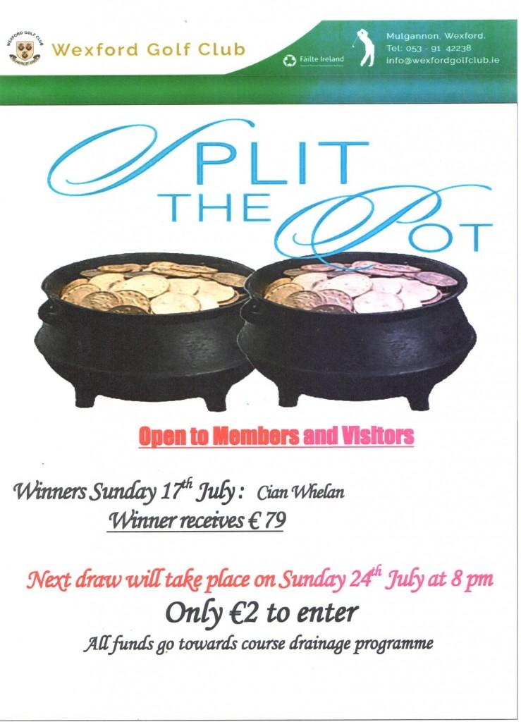 split the pot 17.07