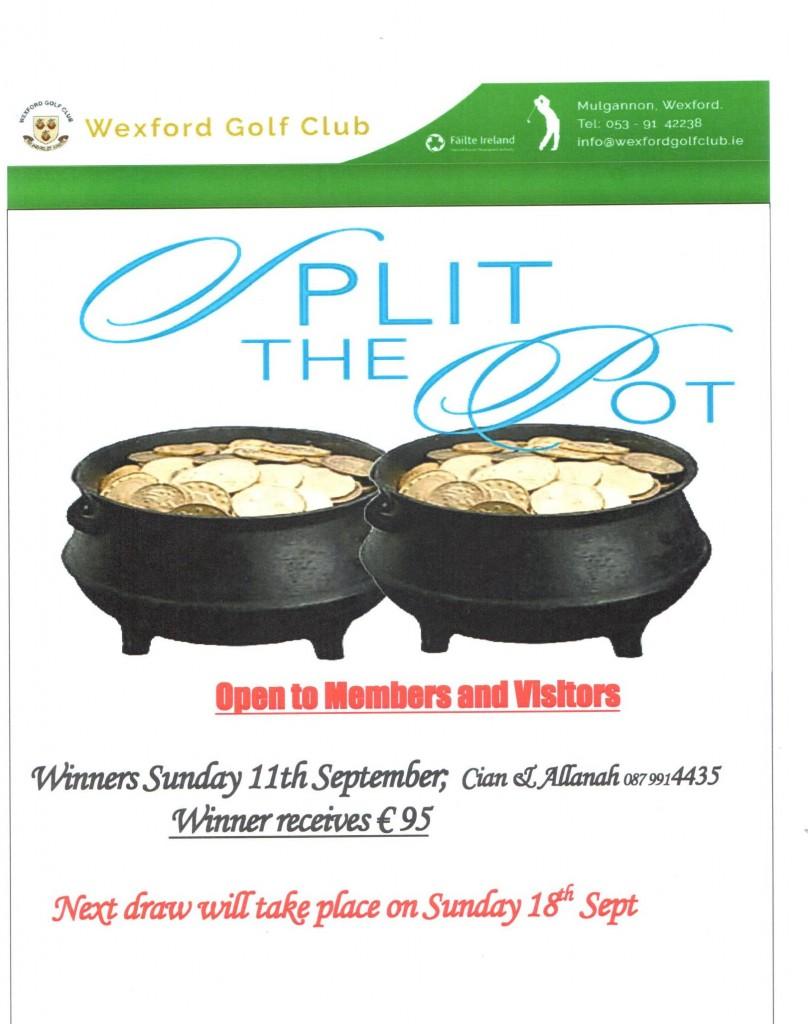 split the pot 11.09