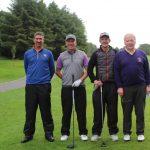 Shane Kehoe, Marty Walsh, Graham Robinson & John Quigley
