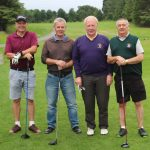 Peter Corish, Pascal Kavanagh, John Quigley & Roy Doyle